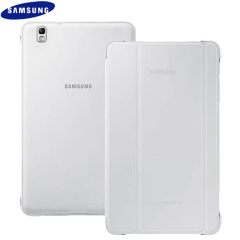 Official Samsung Galaxy Tab Pro 8.4 Book Cover - White