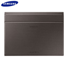 Official Samsung Galaxy Tab S 10.5 Book Cover - Titanium Bronze