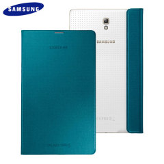 Official Samsung Galaxy Tab S 8.4 Simple Cover - Electric Blue