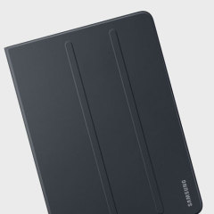 Official Samsung Galaxy Tab S3 Book Cover Case - Black