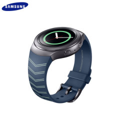 Official Samsung Gear S2 Watch Strap - Mendini Edition - Blue