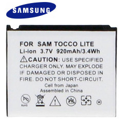 Official Samsung Tocco Lite S5230 920mAh Standard Battery