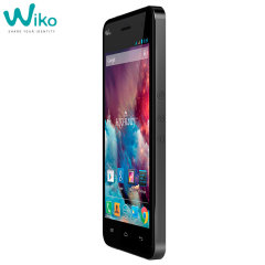 Official Wiko Highway Bumper Case - Black