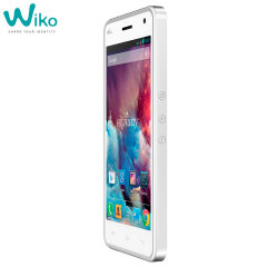 Official Wiko Highway Bumper Case - Silver