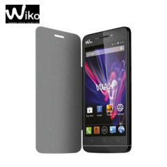 Official Wiko Wax Folio Case - White