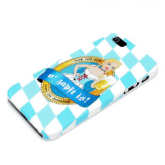 Oktoberfest Beer Maid iPhone 5S / 5 Case