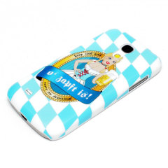 Oktoberfest Beer Maid Samsung Galaxy S4 Mini Case