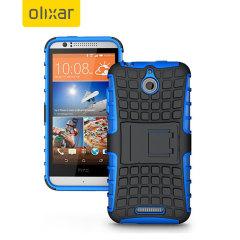 Olixar ArmourDillo HTC Desire 510 Protective Case - Blue