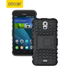 Olixar ArmourDillo Huawei Y3 Tough Case - Black