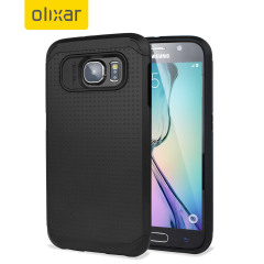 Olixar ArmourShield Samsung Galaxy S6 Case - Black