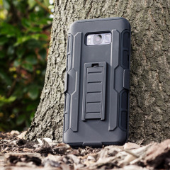 Olixar Clipper Belt Clip Samsung Galaxy S8 Plus Case - Black