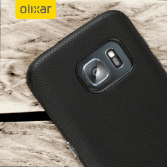 Olixar DuoMesh Samsung Galaxy S7 Edge Case – Black