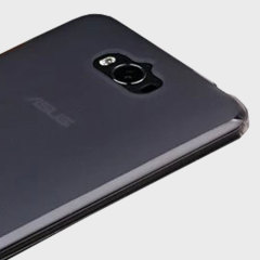 Olixar FlexiShield Asus Zenfone Max Gel Case - Solid Black