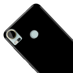 Olixar FlexiShield HTC Desire 10 Pro Gel Case - Solid Black