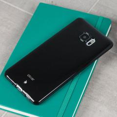 Olixar FlexiShield HTC U Ultra Gel Case - Solid Black