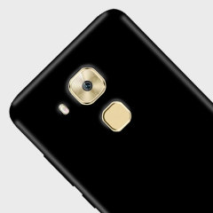 Olixar FlexiShield Huawei G9 Plus Gel Case - Solid Black