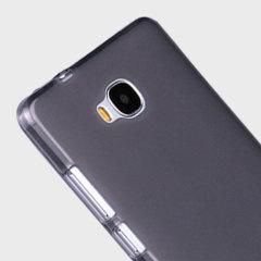 Olixar FlexiShield Huawei Honor 5C Case for EU Model - Smoke Black