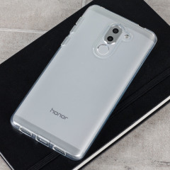 Olixar FlexiShield Huawei Honor 6X Gel Case - 100% Clear