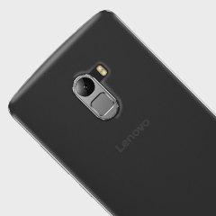 Olixar FlexiShield Lenovo K4 Note Case - 100% Clear