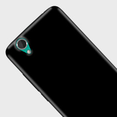 Olixar FlexiShield Wiko Birdy 4G Gel Case - Solid Black