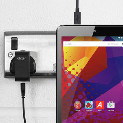 Olixar High Power Alba Tablet Charger - Mains