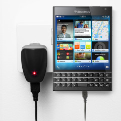 Olixar High Power BlackBerry Passport Charger - Mains