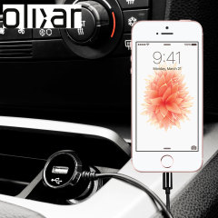 Olixar High Power iPhone SE Lightning Car Charger