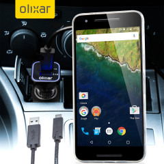 Olixar High Power Nexus 6P Car Charger