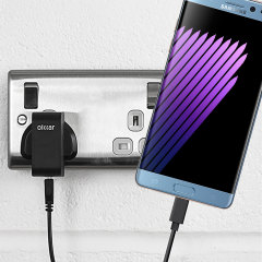 Olixar High Power Samsung Galaxy Note 7 USB-C Mains Charger & Cable