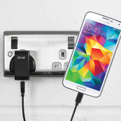 Olixar High Power Samsung Galaxy S5 Charger - Mains