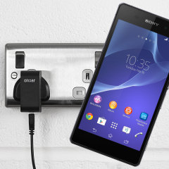 Olixar High Power Sony Xperia Z2 Charger - Mains