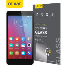 Olixar Huawei Honor 5X Tempered Glass Screen Protector