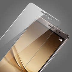 Olixar Huawei Mate 9 Edge To Edge Glass Screen Protector - Clear