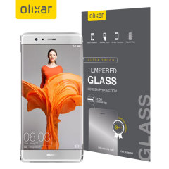 Olixar Huawei P9 Plus Tempered Glass Screen Protector