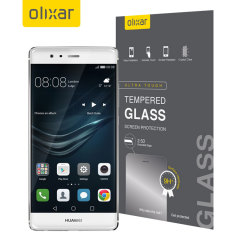 Olixar Huawei P9 Tempered Glass Screen Protector