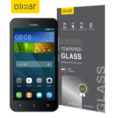 Olixar Huawei Y5 Tempered Glass Screen Protector