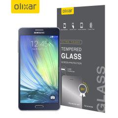 Olixar Samsung Galaxy A7 2015 Glass Screen Protector