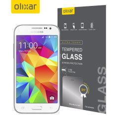 Olixar Samsung Galaxy Core Prime Tempered Glass Screen Protector