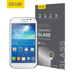 Olixar Samsung Galaxy Grand Tempered Glass Screen Protector