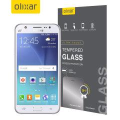 Olixar Samsung Galaxy J5 Tempered Glass Screen Protector