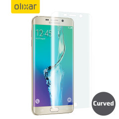 Olixar Samsung Galaxy S6 Edge Plus Curved Screen Protector