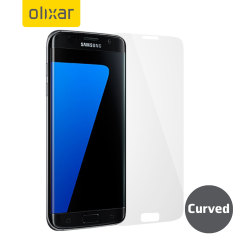 Olixar Samsung Galaxy S7 Edge Curved Screen Protector
