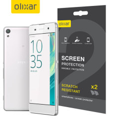Olixar Sony Xperia XA Screen Protector 2-in-1 Pack