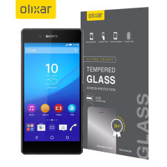 Olixar Sony Xperia Z3+ Tempered Glass Screen Protector