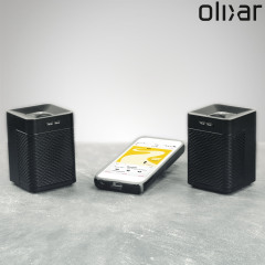 Olixar SoundPear Duo Wireless Bluetooth Stereo Speaker System