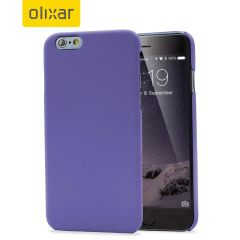 Olixar ToughGuard iPhone 6 Case - Purple