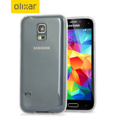 Olixar Ultra-Thin Samsung Galaxy S5 Mini Shell Case  - 100% Clear