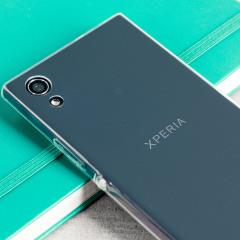 Olixar Ultra-Thin Sony Xperia XA1 Ultra Gel Case - 100% Clear