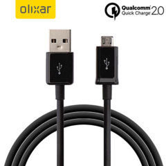 Olixar Universal Qualcomm Quick Charge 2.0 Cable - Micro USB