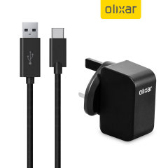 Olixar Universal USB-C Mains Charger & Cable